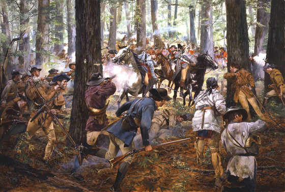A True American Fight: The Battle of Kings Mountain