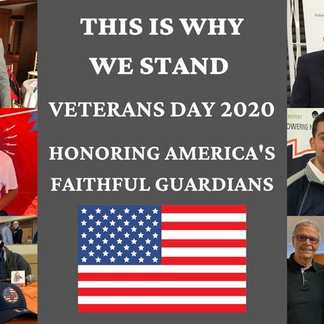 Veterans Day 2020: Honoring America's Faithful Guardians