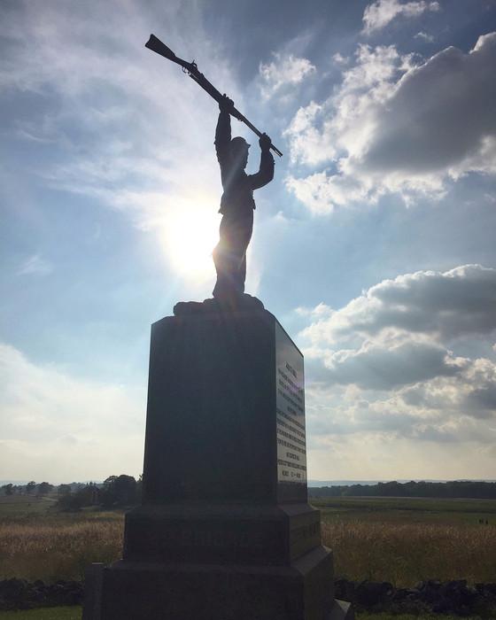 My Return to Gettysburg