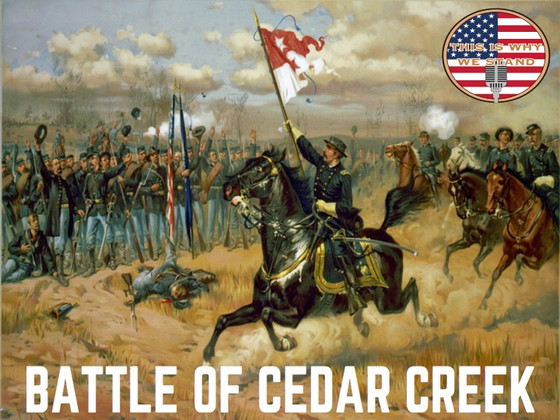 Rapid-Fire History: Battle of Cedar Creek