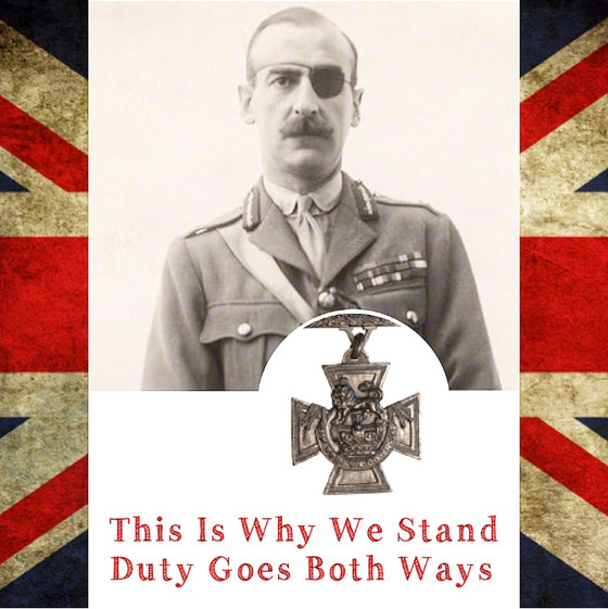 This Is Why We Stand: Sir Adrian Carton de Wiart