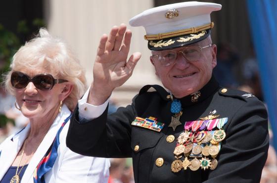 "Wesley L. Fox: A ""true Marine's Marine"""