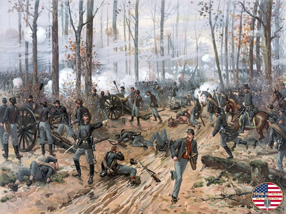 Battle of Shiloh: Part Two - A True Soldier's Fight