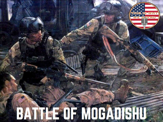 Rapid-Fire History: Battle of Mogadishu
