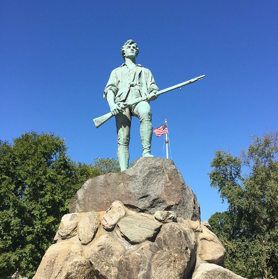Lexington Battle Green: The Birthplace of American Liberty
