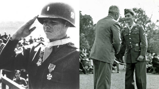 National Medal of Honor Day: Audie Murphy and Desmond Doss