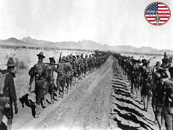 The Warm-up for World War I: John J. Pershing and the Mexican Punitive Expedition