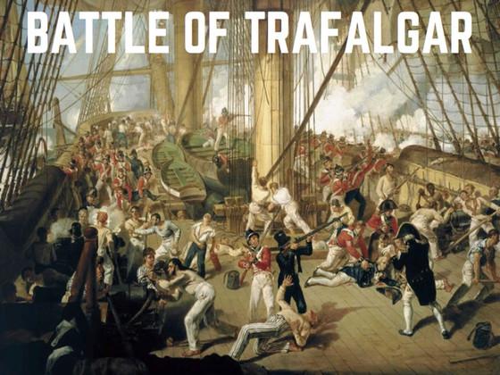 Rapid-Fire History: Battle of Trafalgar