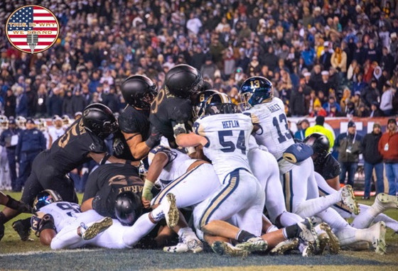 America's Game: Army Vs. Navy 2019