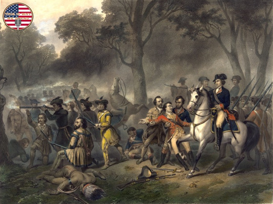 Forged Under Fire: Washington the Warrior and the French & Indian War
