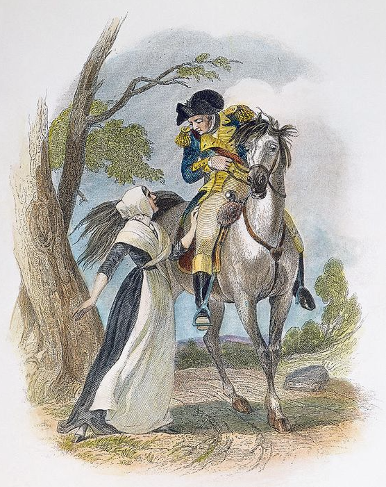 A Spy Saves the Day for General Washington