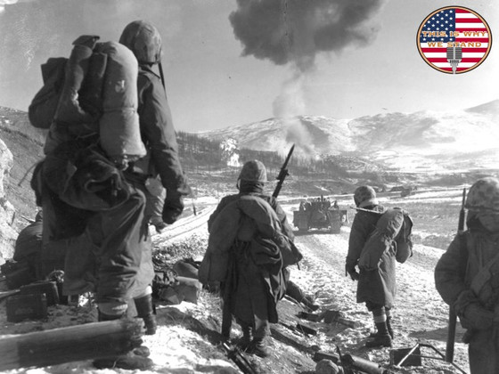 A Frozen Nightmare: The Battle of the Chosin Reservoir