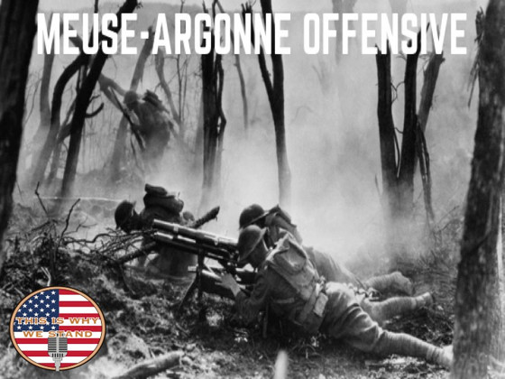 Rapid-Fire History: Meuse-Argonne Offensive