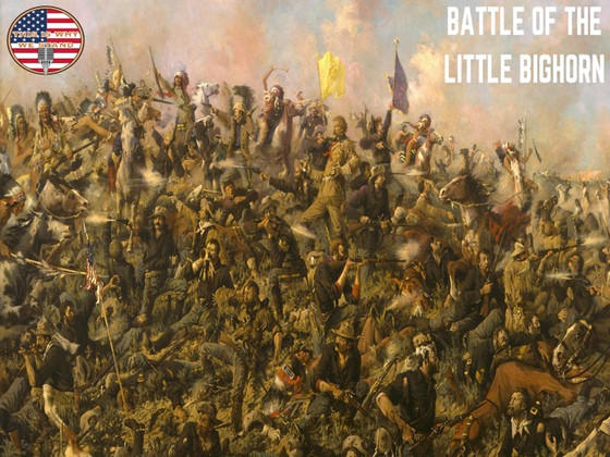 Rapid-Fire History: Battle of the Little Bighorn