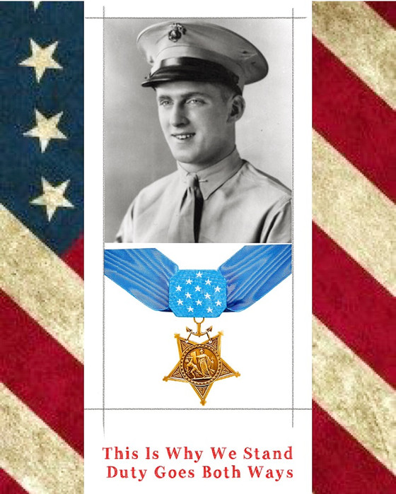 This Is Why We Stand: Corporal Charles J. Berry