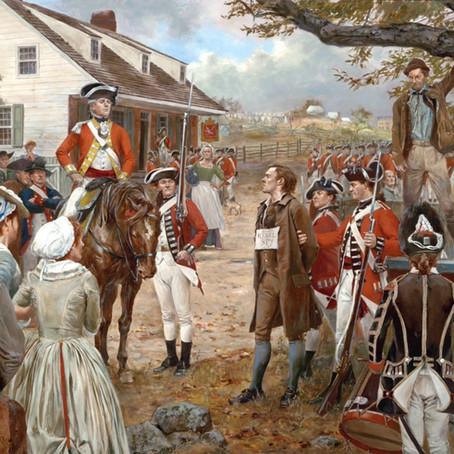 Nathan Hale: A True Patriot