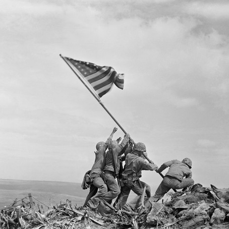 Blood on the Black Sands: The Battle for Iwo Jima
