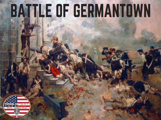 Rapid-Fire History: Battle of Germantown