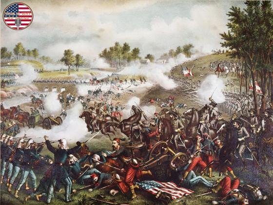 The Great Day of Awakening: First Battle of Bull Run