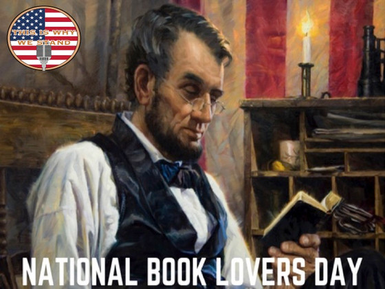 National Book Lovers Day 2018