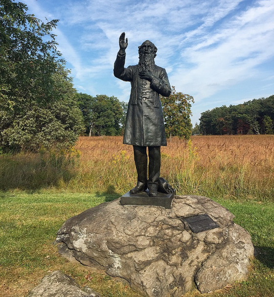 Gettysburg: Father William Corby