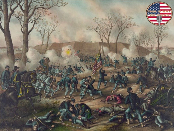 The Union Finds a Hero: Ulysses S. Grant and the Capture of Fort Donelson