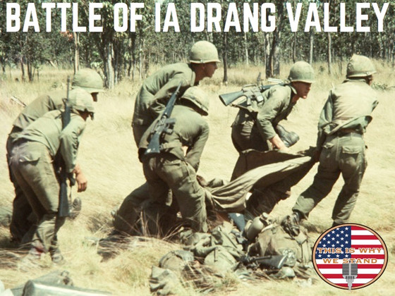 Rapid-Fire History: Battle of Ia Drang Valley