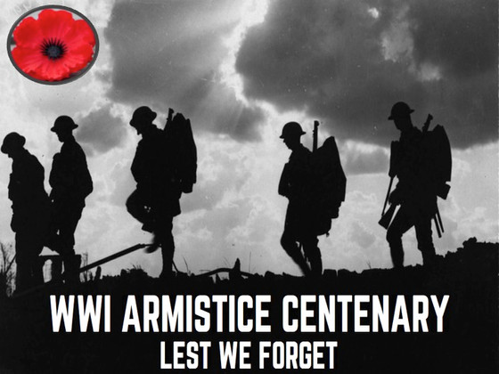 Rapid-Fire History: WWI Armistice Centenary - Lest We Forget