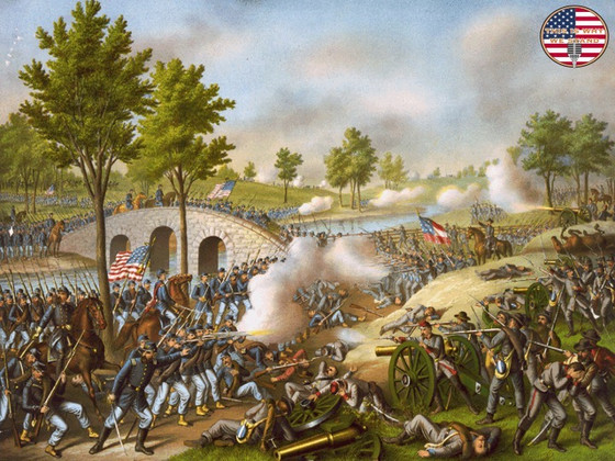 Antietam: The Fight for America's Destiny