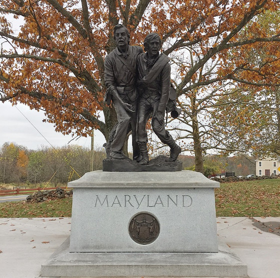 Brother vs. Brother: The Maryland Monument at Gettysburg