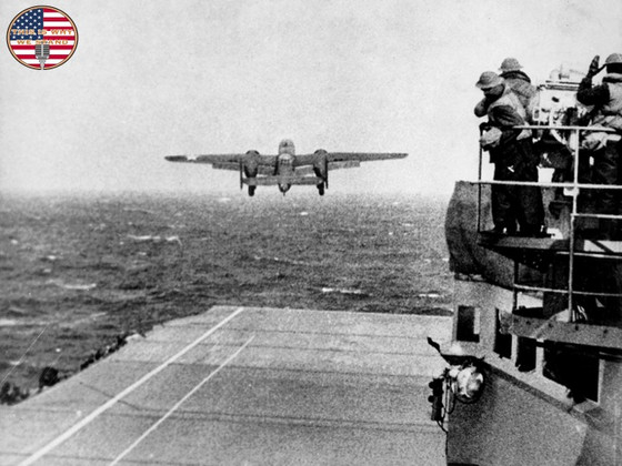 Vengeance From the Air: The Doolittle Raid