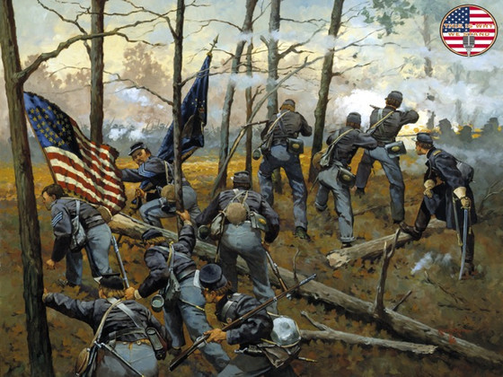 Battle of Shiloh: Part One - No Peace