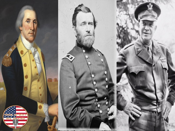 Masters of Leadership and Command: Three Lessons to Learn From Washington, Grant, and Eisenhower