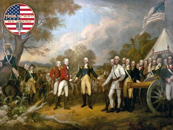 American Victory at Saratoga