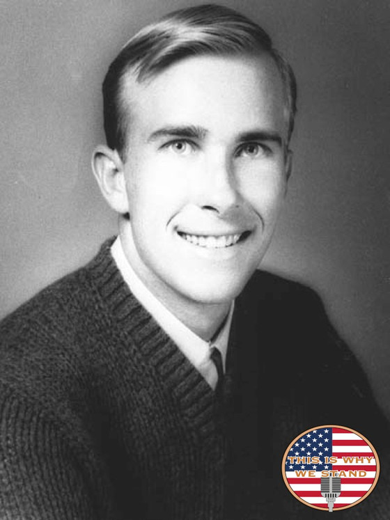 This Is Why We Stand: Donald W. Evans Jr.
