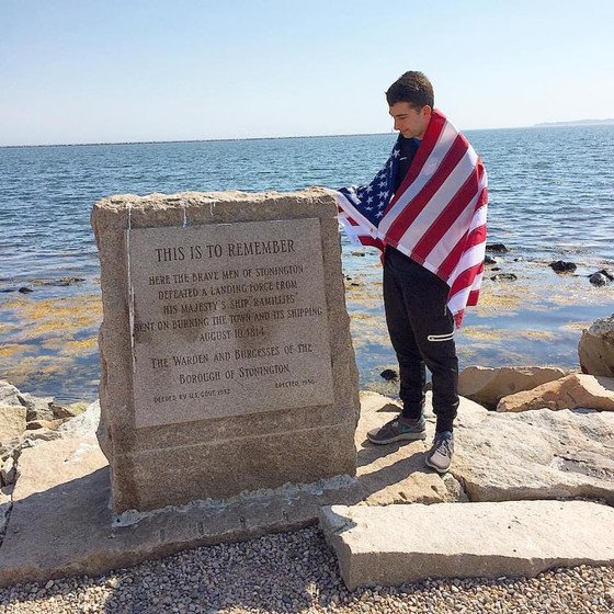 This Is Why We Stand: Remembering The Battle of Stonington