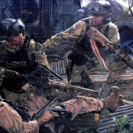 Heroes Under Fire: Gary Gordon, Randall Shughart, and the Battle of Mogadishu