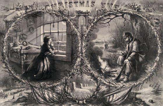 Christmas During the American Civil War