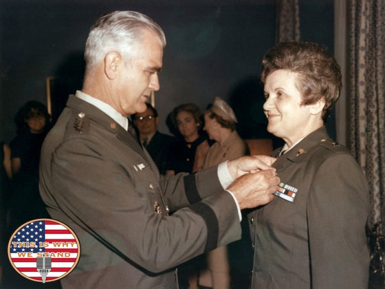 The U.S. Military's First Female General