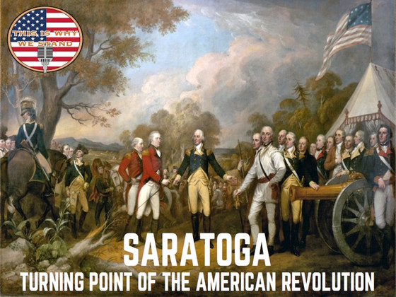 Rapid-Fire History: Saratoga - Turning Point of the American Revolution