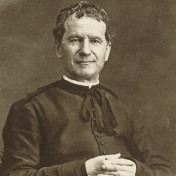 Saint John Bosco: Father and Teacher of Youth