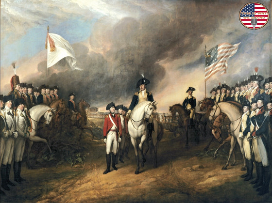 The World Turned Upside Down: George Washington and the American Victory at Yorktown