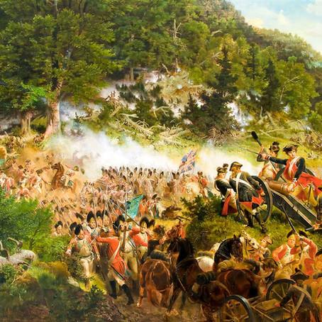 The Young Hero: George Washington and the Battle of the Monongahela