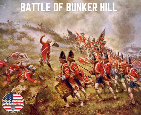 Rapid-Fire History: Battle of Bunker Hill