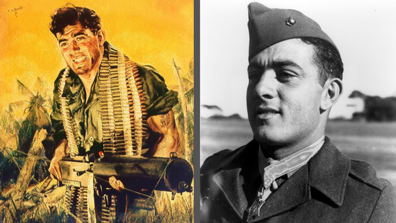 A One-Man Army: The Legend of John Basilone