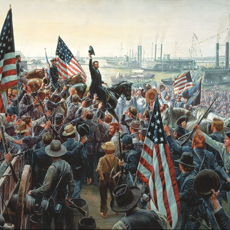The Key is Captured: Ulysses S. Grant and the Conquest of Vicksburg