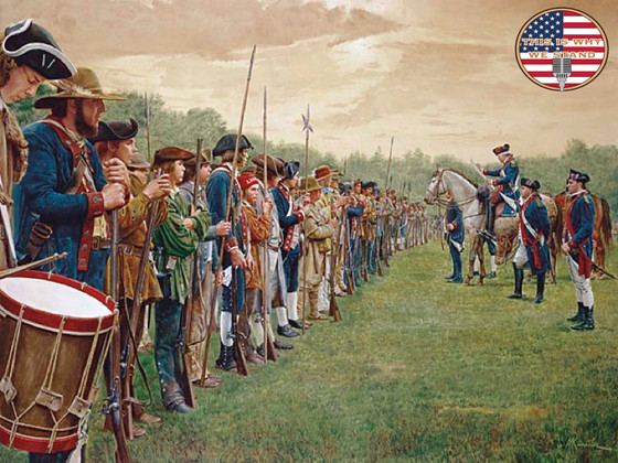 Rapid-Fire History: The Declaration of Independence is Read to the Troops