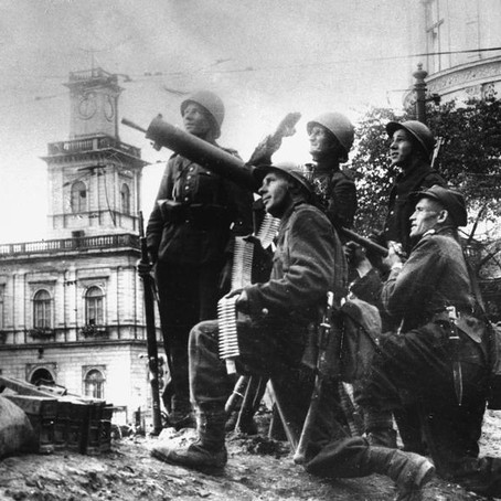 A Bloody Beginning: Germany Invades Poland