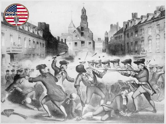 The 250th Anniversary of the Boston Massacre