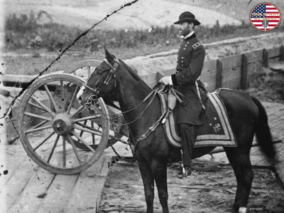 Sherman the Savior: Atlanta Falls to the Union